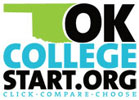 OK College Start logo