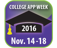 College App Week 2015 Nov. 16-20