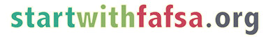 StartWithFAFSA.org logo