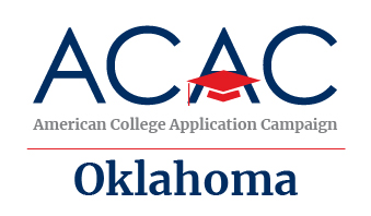 ACAC American College Application Campaign, Oklahoma Logo.